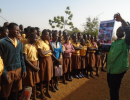 NGO embarks on Ebola and Cholera education in Schools in Upper East